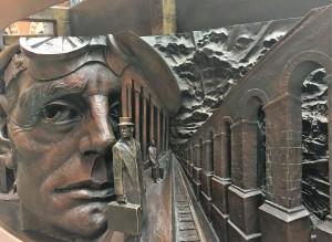 sculpture st. pancras